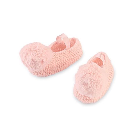 Pink Baby Bootie Mesh Bags